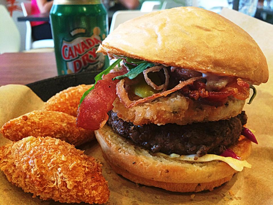 La Burger Challenge pone fin a la Burger Week