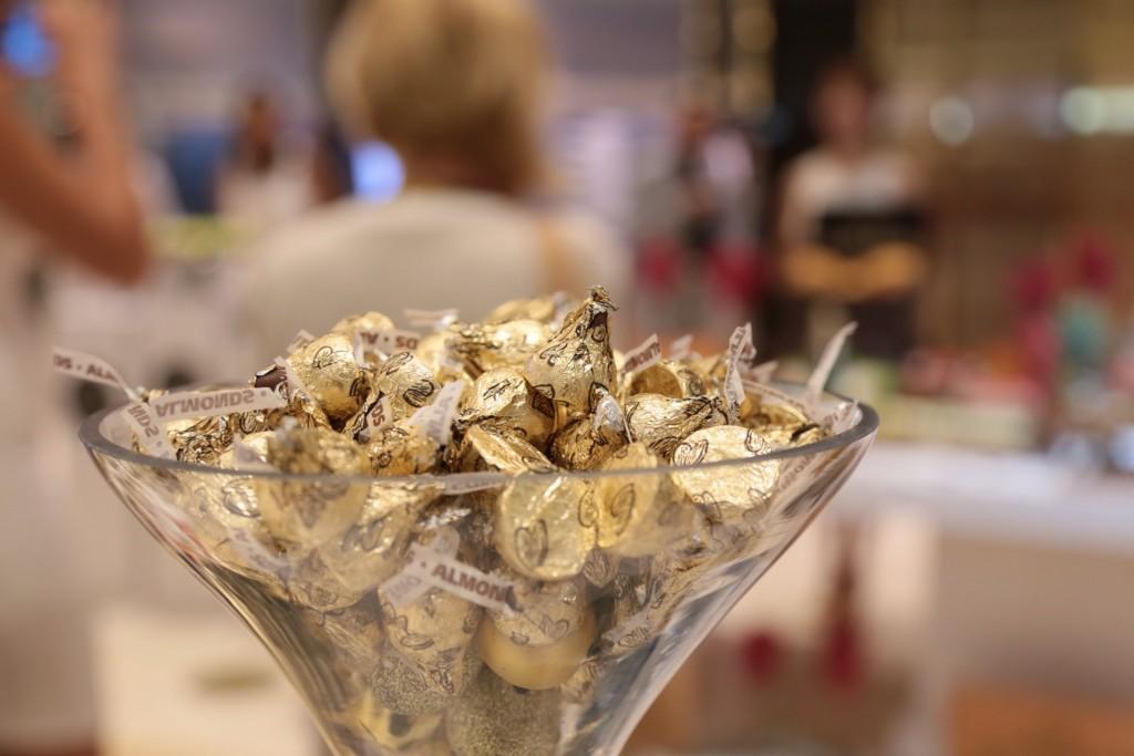 Golden indulgence