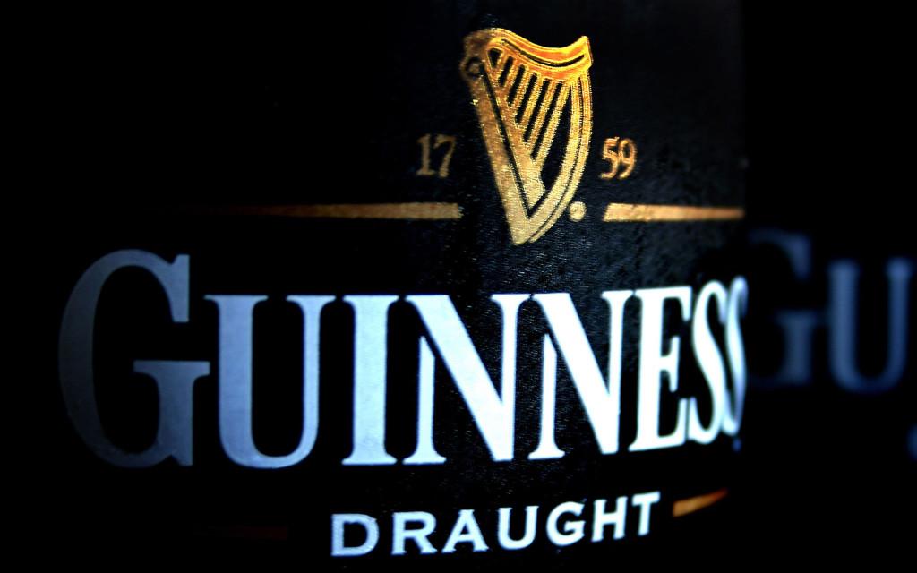 Tarta de cerveza Guinness