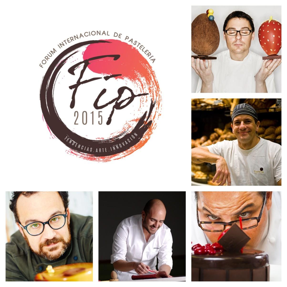 FIP2015: I Forum Internacional de Pastelería 2015