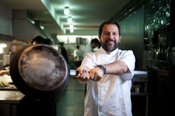 Enrique Olvera recibe el «Premio Diners Club® por el Conjunto de su Obra» del 2015