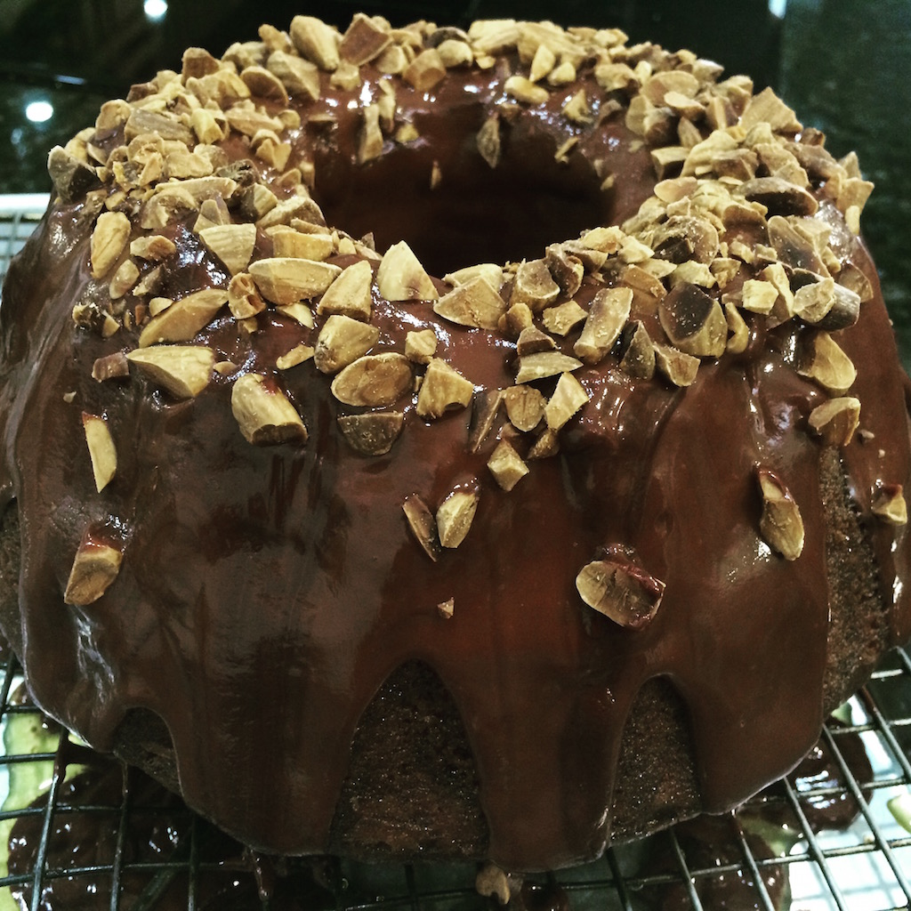 Orange-Chocolate Chip Coffee Cake