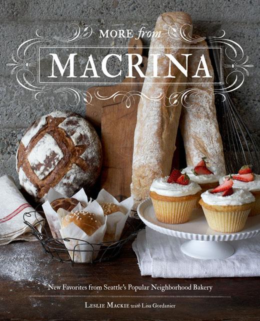 Julia Pela la Yuca More from Macrina orange chocolate chip coffee cake