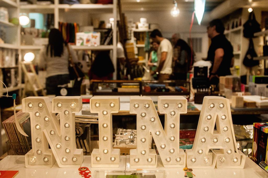 Arte y Gastronomía Nina Concept Store