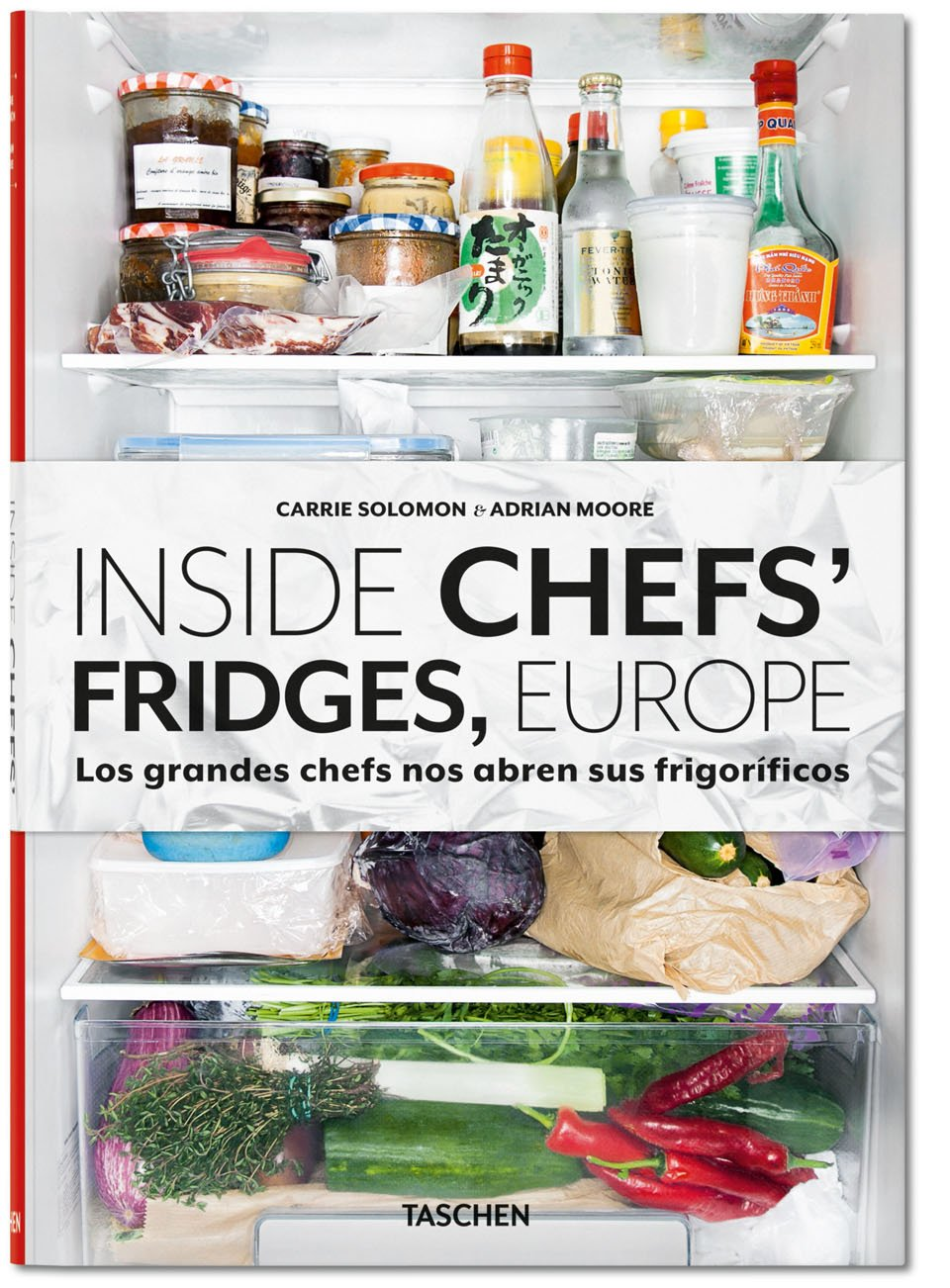 Inside Chef's Fridges
