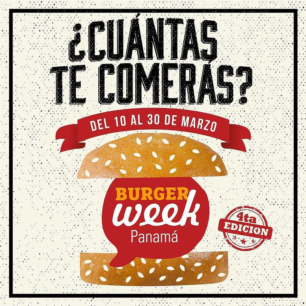 Burger Week Panamá 2017