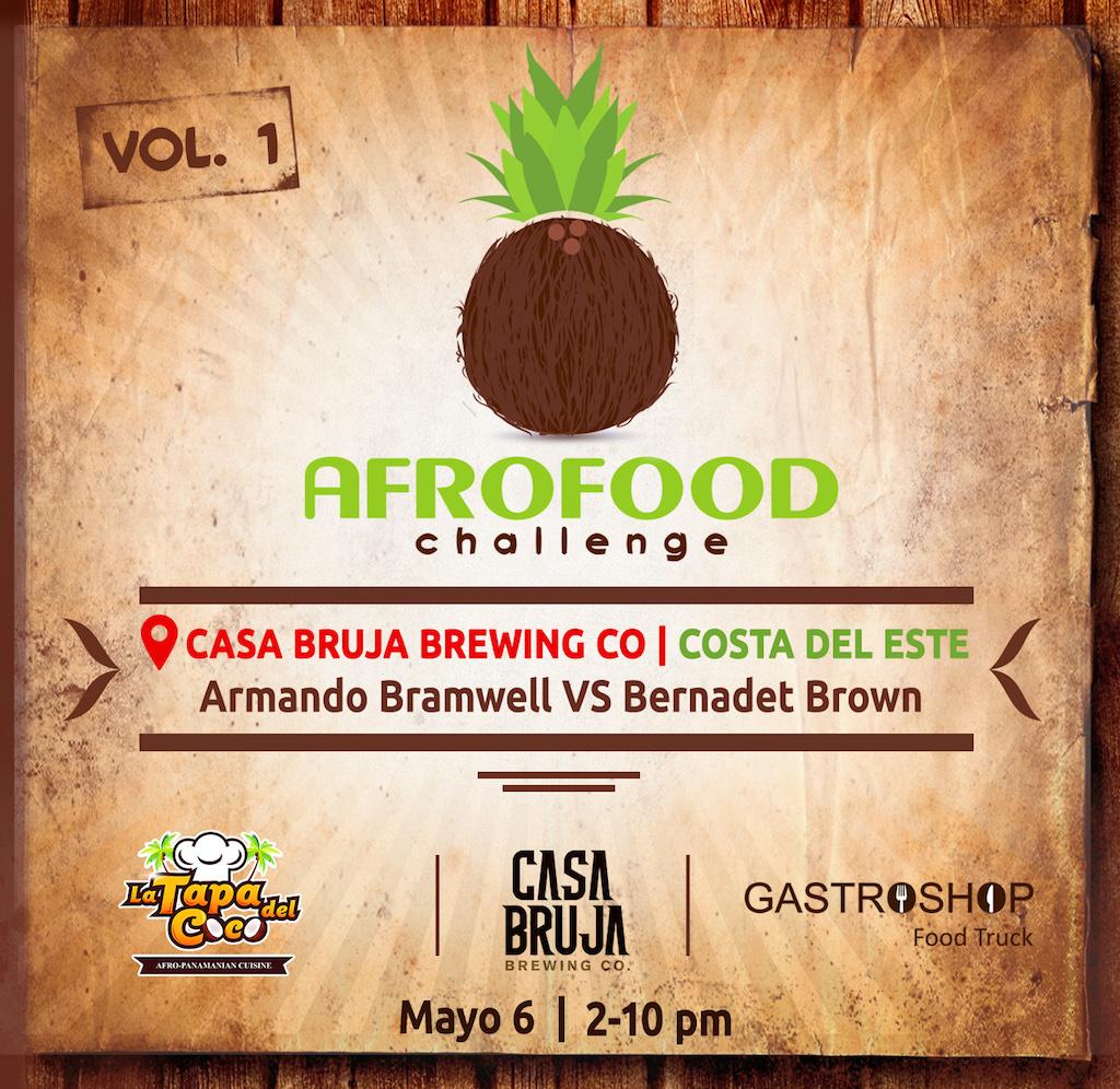 AfroFood Challenge vol.1