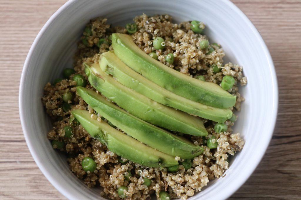 Quinoa Green Bowl Jula Pela la Yuca