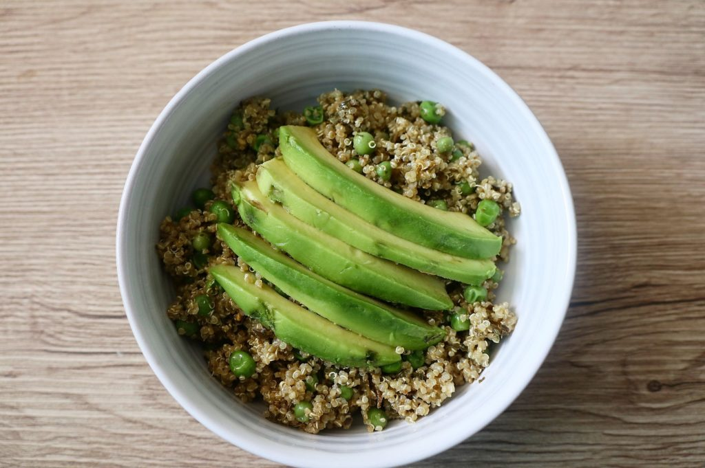 Quinoa Green Bowl
