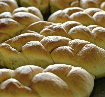 pan de moña de La Arena de Chitré