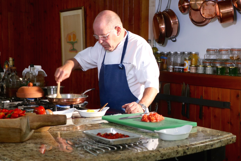 Chef Charlie Collins