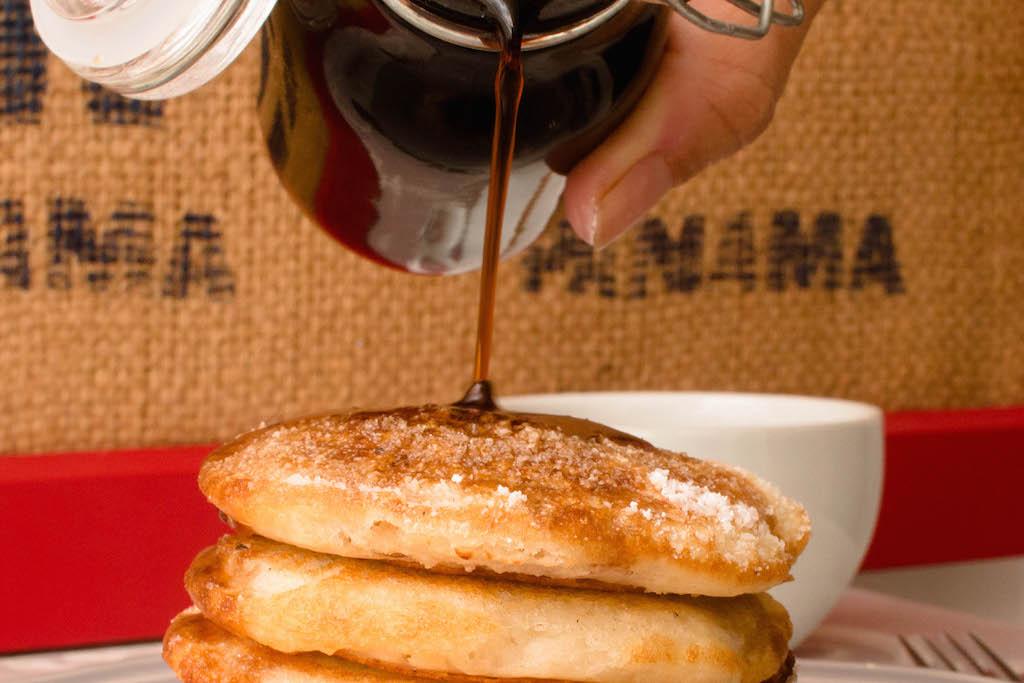 Pancakes suecos